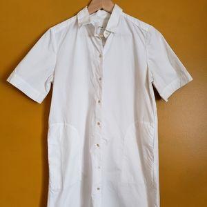 Aritzia - Wilfred Button down dress